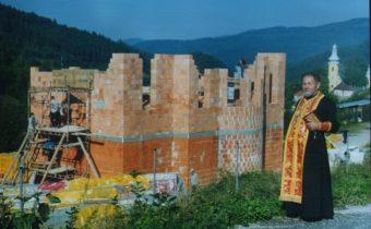 Prosíme o Vaše modlitby za novoprestavlenoho mitrofornoho protojereja Vasilija Bobáka.