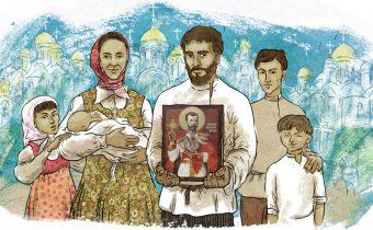 PÝTAJTE SA … Pravoslávno-katolícka rodina