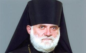 Zosnul Jeho Preosvietenost' vladyka Tichon, bývalý biskup komárňanský. Týmto vás chceme poprosit' o modlitby za jeho nesmrteľnú dušu.