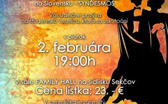 <s>2. februára 2018 (piatok) – Ples Bratstva v Prešove</s>