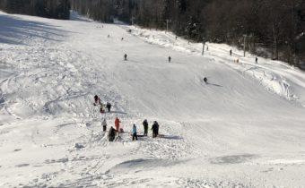 24.2.2018 sa uskutočnila mládežnícka lyžovačka v Hnilčíku
