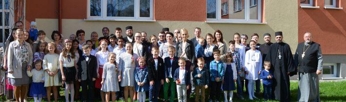 21. apríla 2018 sa konal 13. ročník Prednesu duchovnej poézie, prózy a spevu