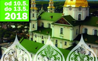 10.-13. mája 2018 – Duchovná púť do Počajeva organizovaná PBF