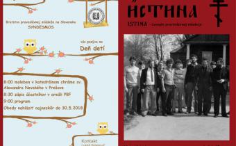 Vyšlo nové číslo časopisu Istina – máj 2018