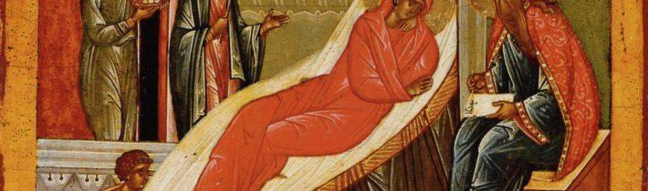 <s>23.-24. júna 2018 – Pozývame Vás na púť z Bindtu do Závadky a slávnostnú liturgiu v česť chrámového prázdnika roždestva sv. Jána Krstiteľa v Závadke</s>