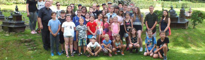 23.-28. júla 2018 sa uskutočnil Tábor v Uliči