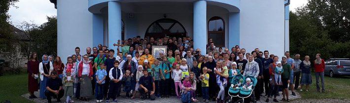 15. septembra 2018 sa uskutočnila 28. mládežnícka púť Stropkov-Ladomírová