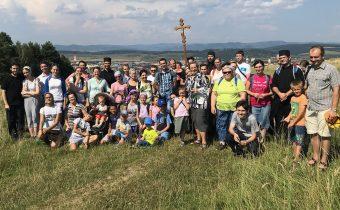 10. augusta 2018 sa uskutočnila Púť do SNV
