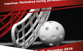 15. december 2018 (sobota) – Florbalový turnaj v Bardejove