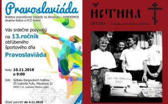 Vyšlo nové číslo časopisu Istina – október 2018