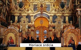 Upútavka k dokumentárnemu filmu Horiace srdcia oPočajevskej lavre [slovenské titulky]