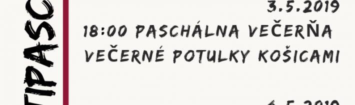 <s>3.-4.mája 2019 – Antipascha vKošiciach – téma vášne➜cnosti></s>