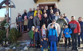 V sobotu 16. februára 2019 sa uskutočnila Lyžovačka a sánkovačka v Hnilčíku