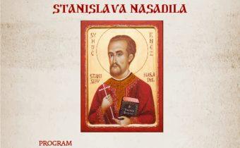 <s>8.-9. júna (so-ne) 2019 – Svätorečenie Stanislava Nasadila</s>