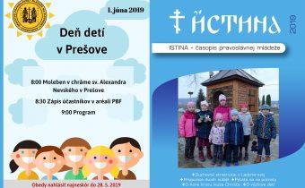 Vyšlo nové číslo časopisu Istina – máj 2019