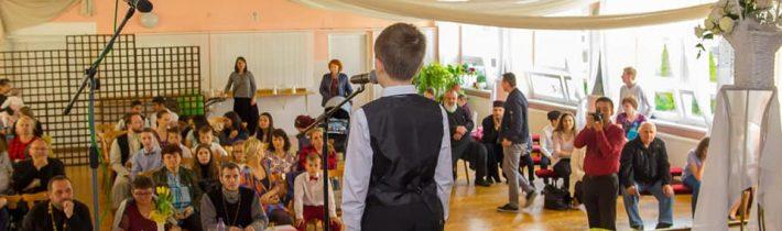 18. mája 2019 sa konal Prednes duchovnej poézie, prózy a spevu v Medzilaborciach 💐 🌺😊
