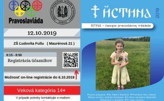 Vyšlo nové číslo časopisu Istina – september 2019