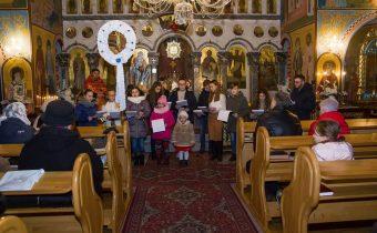 BPM Medzilaborce: Vystúpenie detí a mládežnikov na sviatok svt. Nikolaja divotvorcu ☦️☺️ 2019
