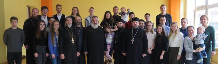 Valné zhromaždenie Bratstva pravoslávnej mládeže na Slovensku – SYNDESMOS 2019