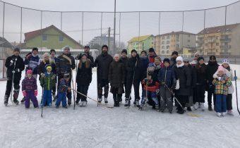 Hokejový turnaj v Spišskej Novej Vsi 2020