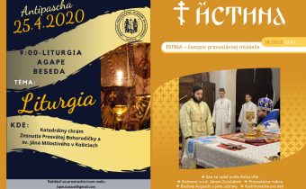Vyšlo nové číslo časopisu Istina – marec 2020