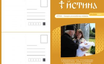 Vyšlo nové číslo časopisu Istina – december 2020